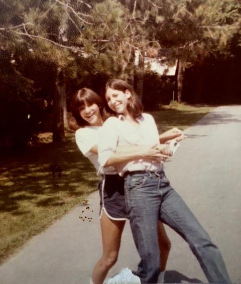 1976-jody-reines-and-sharon-epstein
